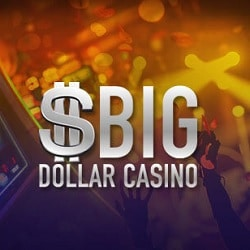 This is the logo of the Big Dollar Casino online casino, with a bull skull and the name of the casino. This is a picture of the casino review, you can read the review of luckycreek.com on this website.
