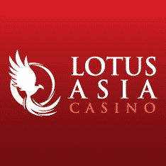This is the logo of Lotus Asia Casino. On this page you can read the review of Lotus Asia Casino.