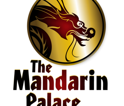 This is the round logo of Mandarin Palace casino. You can read the review of the gambling website mandarinpalace.com on this website.