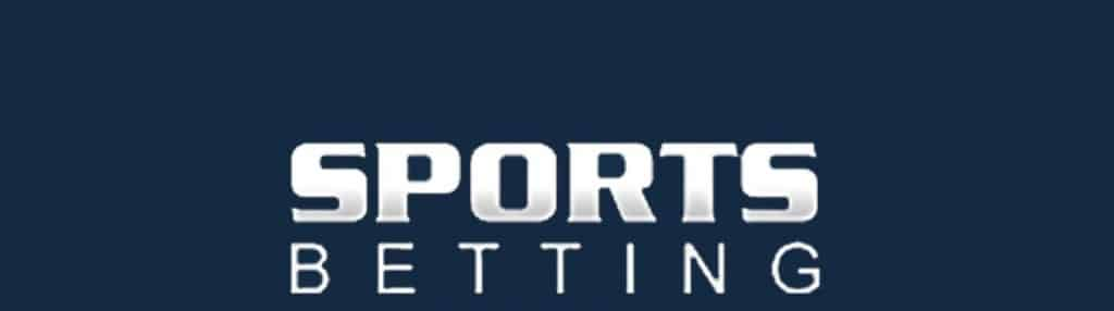 "This is the official logo of Sportsbetting.ag an online gambling website, used with permission. The digital image consist of the white letters ""Sports Betting"" over a blue background. Sportsbetting.ag is part of the BetOnline group. You can read the review of this online casino under the picture."